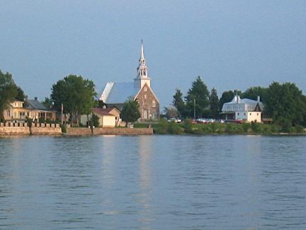 Rivière richelieu la rivière tire sa source du lac chlain à