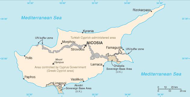 Chypre Ville Carte.Chypre Du Nord Impressions Photos Liens Utiles Conseils