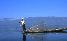 Lac Inle, Myanmar