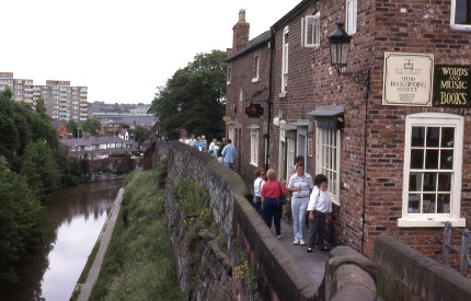 Chester, remparts